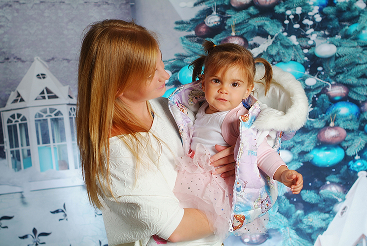 fényképezés karácsonyra