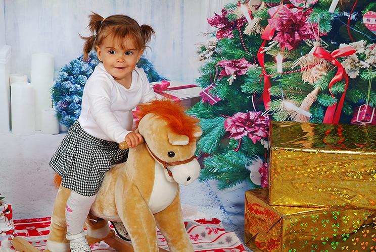 karácsonyi fénykép